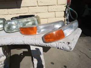 Chevy headlights for sale $50 bucks for Sale in Fresno, CA