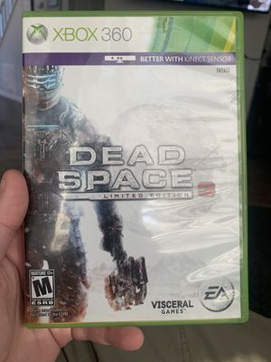 Dead space 2 Xbox 360 game trade for silent hill homecoming for Sale in Moreno Valley, CA