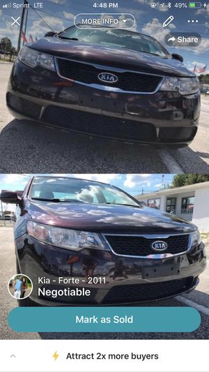 2011 Kia Forte low miles for Sale in Pittsburgh, PA