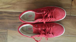 Ugg women red shoes, size 6, brand new for Sale in Dallas, TX