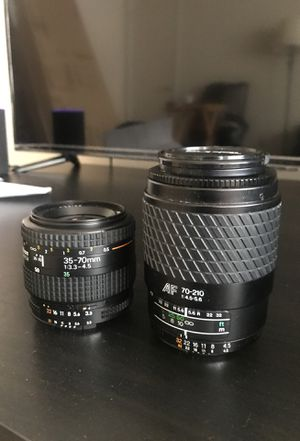 Tokina Lenses for Sale in Beltsville, MD