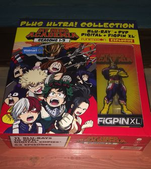 My Hero Academia Plus Ultra Collection for Sale in Houston, TX