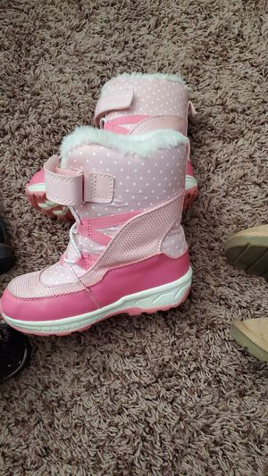 Girls size 12 boots for Sale in Indianapolis, IN