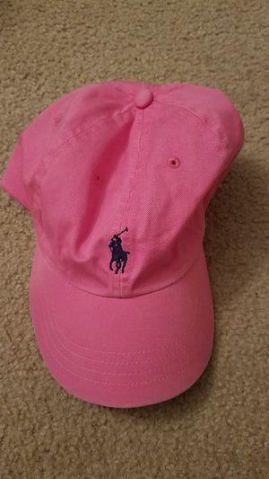 Pink Ralph Lauren hat for Sale in Tampa, FL