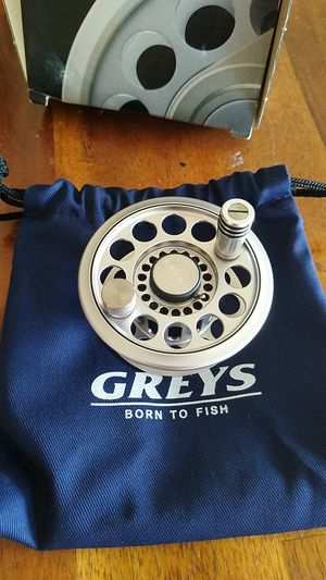 3 Greys 2/3 streamlite fly fishing spools. for Sale in Seattle, WA