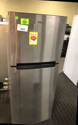 Brand New Whirlpool Top Freezer Refrigerators (Model:WRT111SFDM03) OMP for Sale in China Spring,  TX