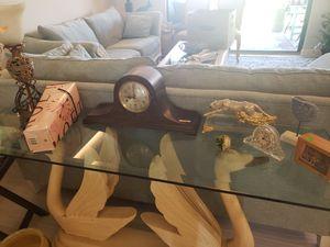 Old world clock for Sale in Cocoa Beach, FL