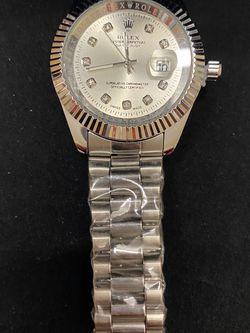 Men's Watch Sliver Color for Sale in Dublin,  OH