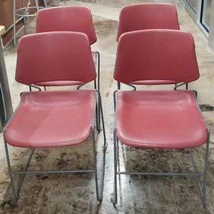 300 Stacking Adult Chairs for Sale in Atlanta, GA