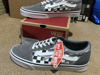 Vans Size 9.5 Checkerboard for Sale in Chicago,  IL