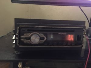 Pioneer radio for Sale in Lima, OH