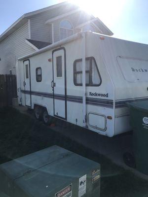 1997 Rockwood 19' camper trailer for Sale in Taylorsville, UT