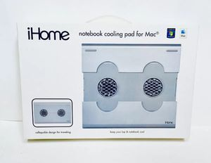 IHome MacBook / notebook laptop dual cooling fan new for Sale in Huntington Park, CA