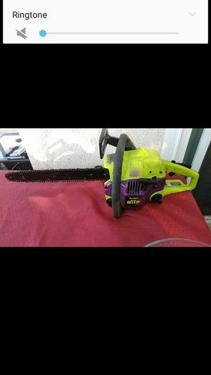 Chainsaw for Sale in Selma, CA