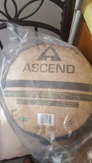 adult sleeping bag brand new for Sale in San Bernardino, CA
