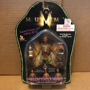 The Mummy Decapitated Mummy 1998 for Sale in Queens, NY