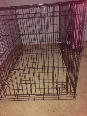 Dog kennel $40 42x28 for Sale in Portland, OR