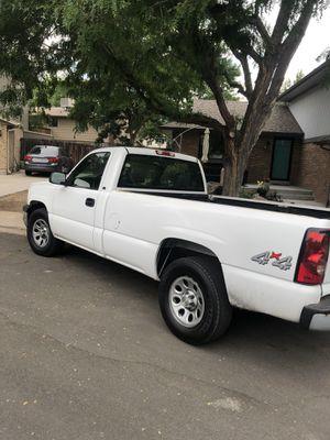2005 silverado 4x4 for Sale in Denver, CO