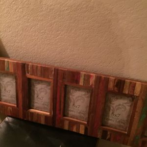 Brand new rustic look wide picture frames for Sale in Chino, CA
