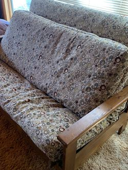 Like New! Full size futon for Sale in Lockport,  IL