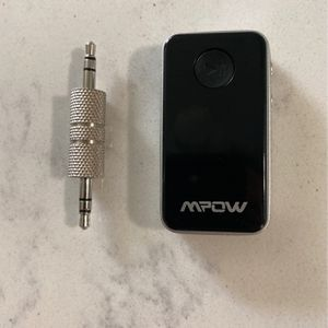 MPOW MBR1Bluetooth Adaptor, Wireless Transmitter, Aux, Home, Car Stereo for Sale in Los Angeles, CA