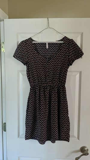 Sundress with pockets, dress with pockets, Christmas dress, navy blue dress, alone dress, fall dress for Sale in Orlando, FL