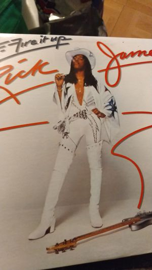 Rick James record fire it up for Sale in New York, NY
