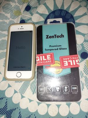 Excellent condition iPhone 5 unlocked for Sale in Chicago, IL