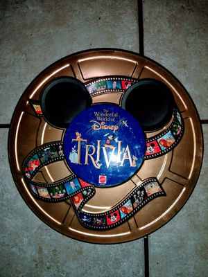 Disney Trivia game with expansion card sets. for Sale in Beaverton, OR
