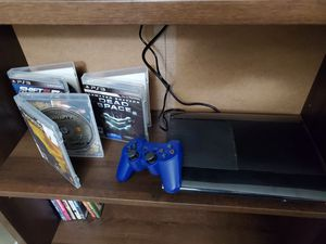 PS3 Super Slim 250GB for Sale in Rancho Cucamonga, CA