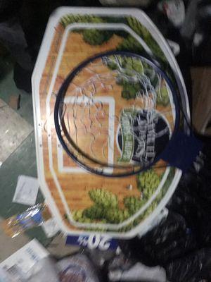 Sam Adams basketball hoop for Sale in Mountain Lakes, NJ