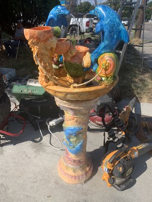 Water fountain OBO for Sale in Irving, TX