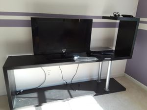Modern TV stant costum $$$$$150 OBO for Sale in Lawrenceville, GA