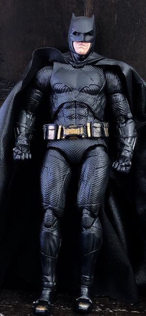 Batman DC comics superheroes Action figures toys statue collectibles collection for Sale in Grand Prairie, TX
