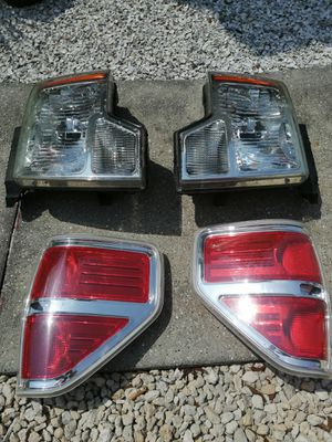 F150 /2013 Used Front and Headlights for Sale in Punta Gorda, FL
