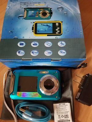 Double Screen Waterproof Camera for Sale in Suisun City, CA
