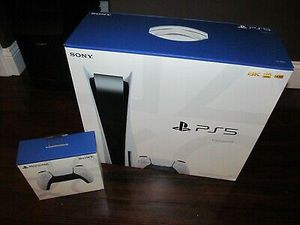 PlayStation 5 Disc Version w/Controller(PS5)NEW SEALED!FAST SHIPPING!NO RESERVE! for Sale in Houston, TX