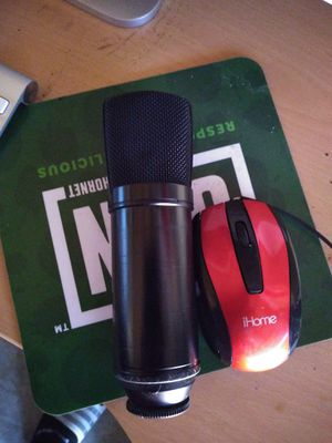 St55 condensed microphone $45 for Sale in Elk Grove, CA