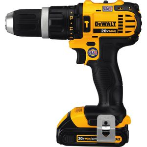 DeWalt 20 volt hammer drill and four and a half inch XR grinder for Sale in Oklahoma City, OK