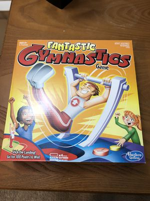 New Gymnastics game and puzzle for Sale in Gaithersburg, MD