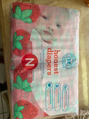 Honest Diapers for Sale in East Los Angeles, CA