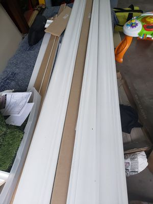 """Free 5 1/4"""" crown molding for Sale in Sun City, AZ"""