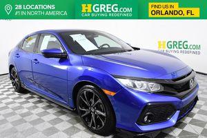 2018 Honda Civic Hatchback for Sale in Orlando, FL