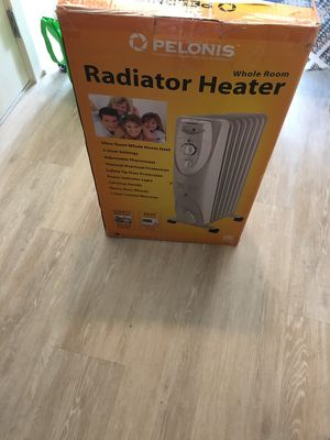 Heater. Used once for Sale in Silver Spring, MD
