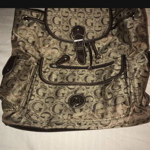 Very Cute GUESS Backpack/Purse/Bag for Sale in Placentia, CA