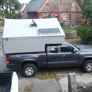 Custom built truck camper for Sale in Hull, MA