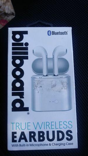 billboard wireless earbuds for Sale in Stockton, CA