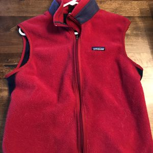 Patagonia Fleece Vest Size M for Sale in Naperville, IL