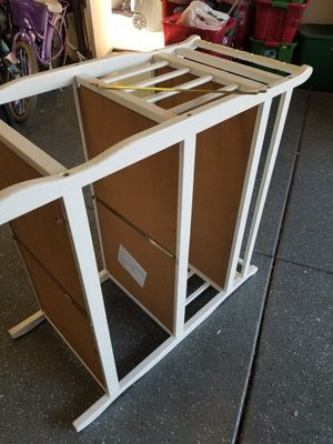 Baby changing table for Sale in Chandler, AZ