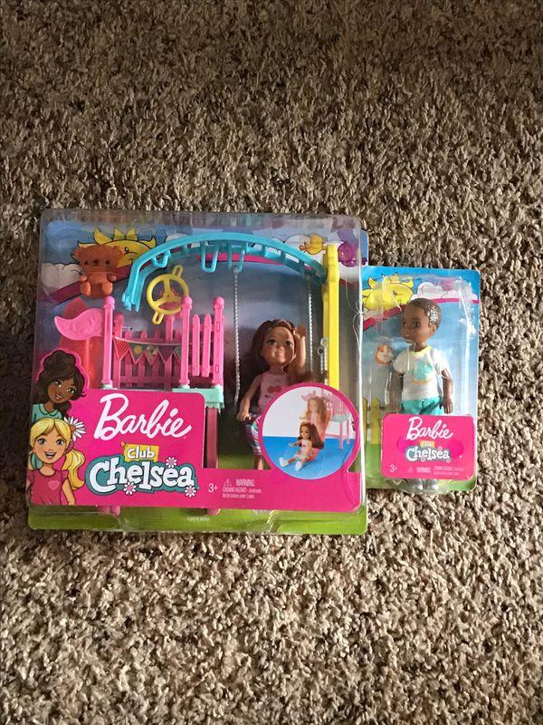 Barbie club Chelsea set.